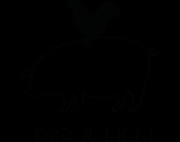 PIG & HEN - Logo