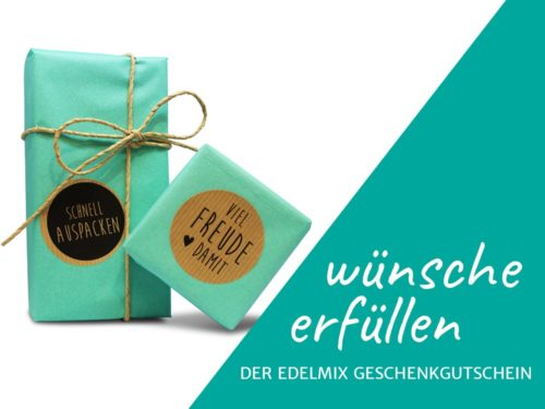 Edelmix Geschenkgutschein