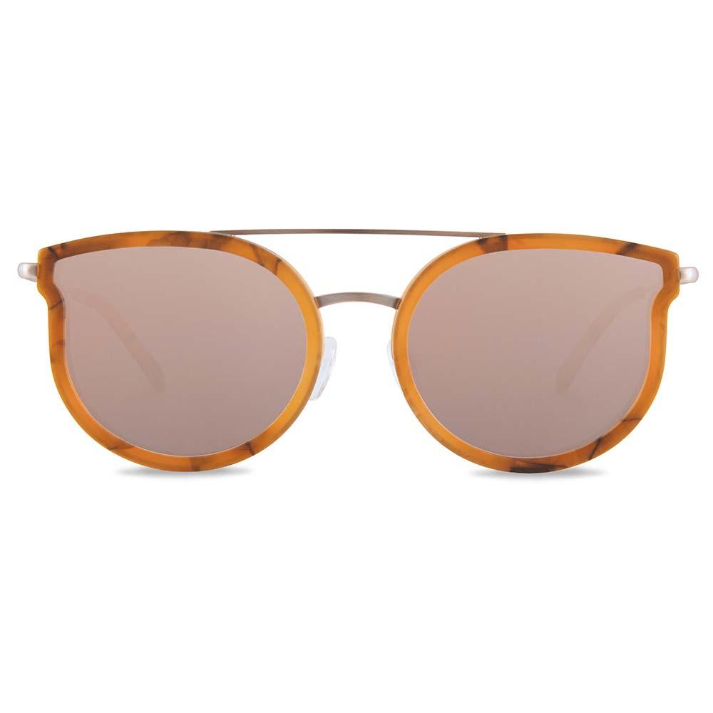 kerbholz maria amber sonnenbrille aus baumwollacetat f r. Black Bedroom Furniture Sets. Home Design Ideas